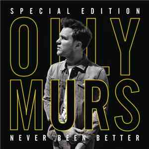 Olly Murs - Never Been Better album flac