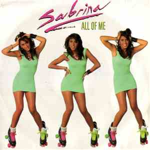 Sabrina - All Of Me album flac