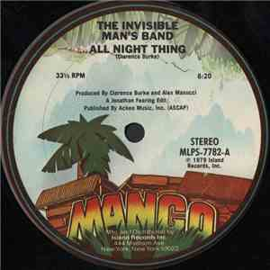 The Invisible Man's Band - All Night Thing album flac