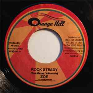 Zoe - Rock Steady album flac