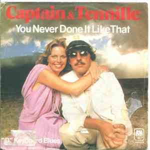 Captain & Tennille - You Never Done It Like That album flac