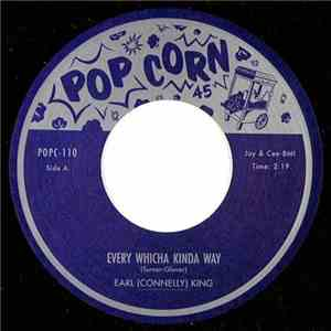 Earl (Connelly) King - Every Whicha Kinda Way / Daddy Laddy album flac