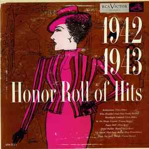 Various - Honor Roll Of Hits 1942 1943 album flac