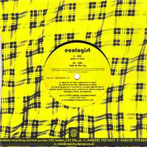 Ecologist - Atom Of Love / Hole In The Sky album flac