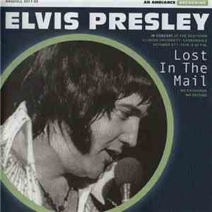 Elvis Presley - Lost In The Mail album flac