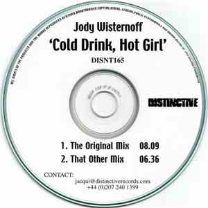 Jody Wisternoff - Cold Drink, Hot Girl album flac