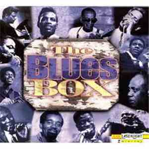 Various - The Blues Box album flac