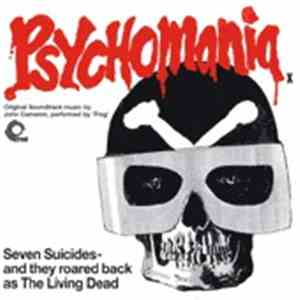 John Cameron  - Psychomania (Original Soundtrack Music) album flac