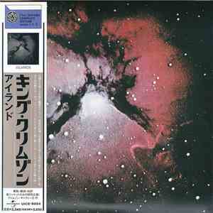 King Crimson - Islands album flac