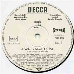 Various - A Whiter Shade Of Pale album flac