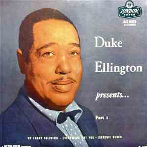 Duke Ellington And His Orchestra - Duke Ellington Presents... Part 1 album flac