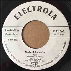 Little Gerhard And His Swedish G-Men - Shake Baby Shake album flac