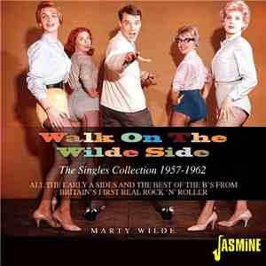Marty Wilde - Walk On The Wild Side - The Singles Collection 1957-1962 album flac