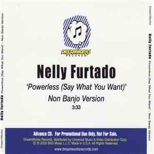 Nelly Furtado - Powerless (Say What You Want) album flac