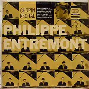 Chopin, Philippe Entremont - Chopin Recital album flac