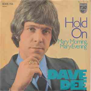 Dave Dee  - Hold On album flac