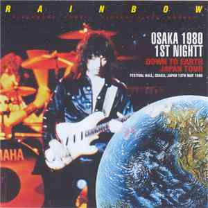 Rainbow - Osaka 1980 1st Night album flac