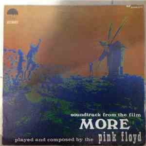 "The Pink Floyd - Soundtrack From The Film ""More"" album flac"