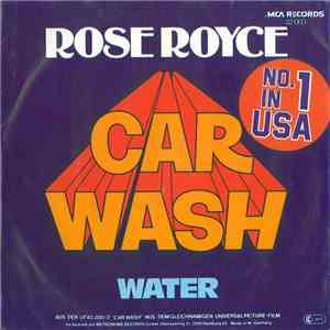 Rose Royce - Car Wash album flac