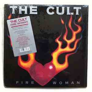 The Cult - Fire Woman album flac