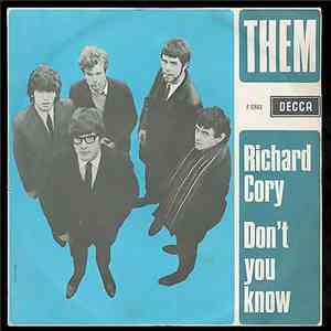 Them  - Richard Cory / Don't You Know album flac