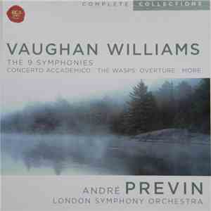 Vaughan Williams, André Previn, London Symphony Orchestra - The 9 Symphonies - Concerto Accademico - The Wasps: Overture album flac