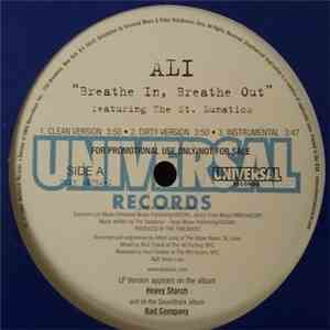 Ali  feat. The St. Lunatics - Breathe In, Breathe Out album flac