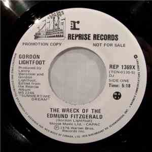 Gordon Lightfoot - The Wreck Of The Edmund Fitzgerald album flac