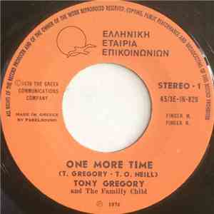 Tony Gregory & Family Child - One More Time album flac
