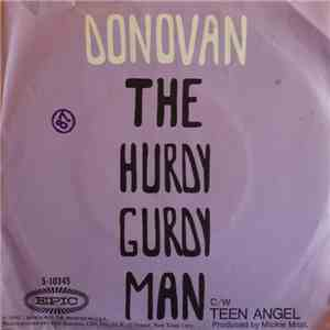 Donovan - Hurdy Gurdy Man / Teen Angel album flac