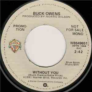 Buck Owens - Without You album flac