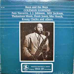 Coleman Hawkins - Bean And The Boys album flac