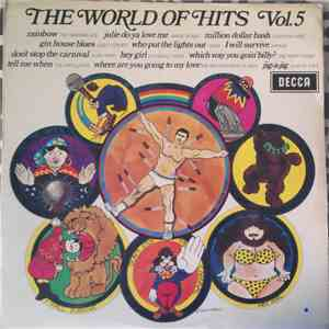 Various - The World Of Hits Vol. 5 album flac