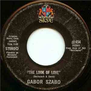 Gabor Szabo - The Look Of Love / Bacchanal album flac