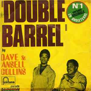 Dave And Ansell Collins - Double Barrel album flac