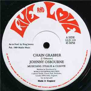 Johnny Osbourne / Pappa San - Chain Grabber / Watch Them A Watch album flac