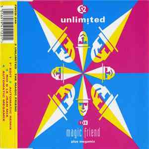 2 Unlimited - The Magic Friend album flac