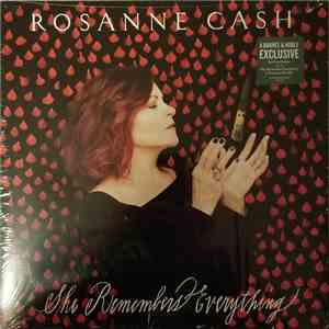 Rosanne Cash - She Remembers Everything album flac