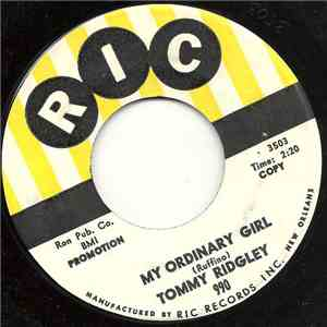 Tommy Ridgley - My Ordinary Girl / She's Got What It Takes album flac