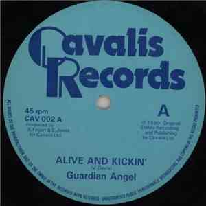 Guardian Angel  - Alive And Kickin' album flac
