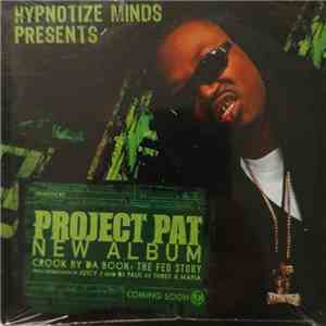 Project Pat - Crook By Da Book: The Fed Story album flac
