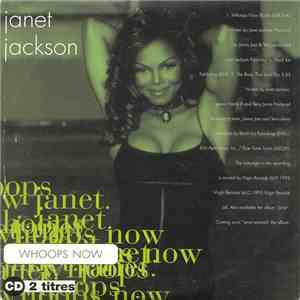 Janet Jackson - Whoops Now album flac