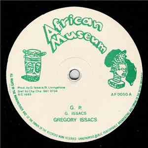 Gregory Isaacs - G.P. / Version album flac